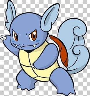 Pokémon GO Wartortle Squirtle Coloring Book PNG