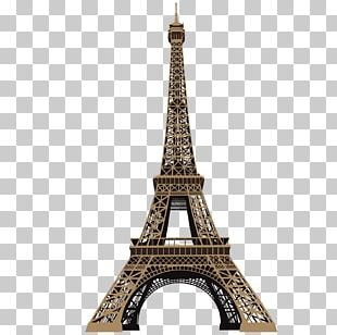 Eiffel Tower Wall Decal RoomMates Decor PNG