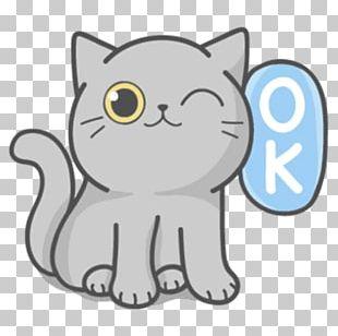 Popular Cat Names Telegram Sticker LINE PNG