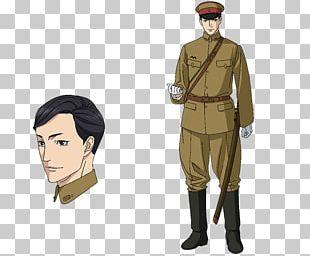 Joker Game Captain Military Uniform Soldier PNG