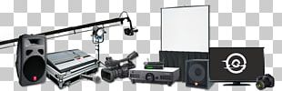 Microphone Professional Audiovisual Industry Sound Multimedia Projectors PNG