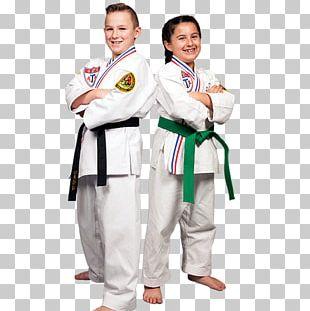 Dobok Karate ATA Martial Arts Taekwondo PNG