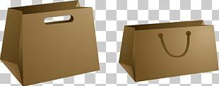 Paper Box Shopping Bag Cardboard PNG