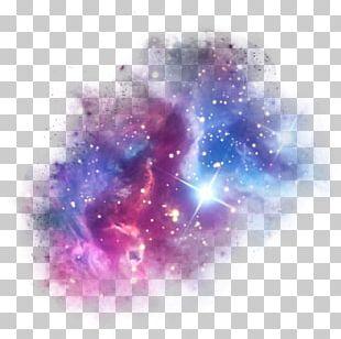 Galaxy Color Desktop PNG