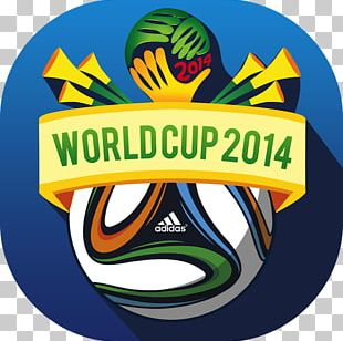 2014 FIFA World Cup Logo Brand Area Font PNG