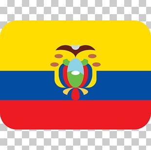 Flag Of Ecuador Emoji National Flag PNG