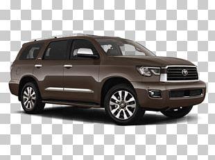 Luxury Vehicle Car Sport Utility Vehicle 2018 Toyota Sequoia Platinum PNG