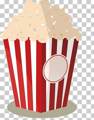 Popcorn Cinema Film Box Office PNG
