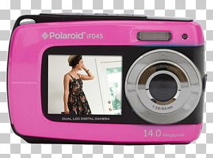 Polaroid IF045 Instant Camera Photography PNG