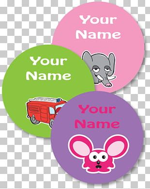 Sticker Label Logo Name Tag Brand PNG