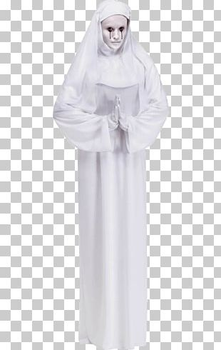 Robe Halloween Costume Ghost PNG