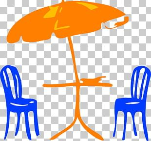 Table Garden Furniture Patio Chair PNG