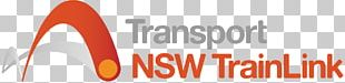 New South Wales NSW TrainLink Rail Transport Bus PNG