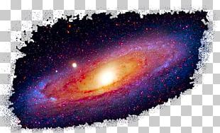 Spiral Galaxy Universe Milky Way PNG