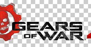Gears Of War 4 Gears Of War 3 Rocket League Xbox One Logo PNG