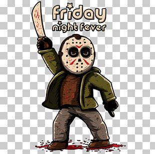 Jason Voorhees T-shirt Night Fever Friday The 13th Film PNG