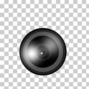 Camera Lens Eye PNG