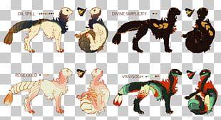 Dog Wildlife Animal Animated Cartoon PNG