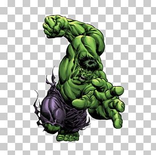 Hulk Abomination Marvel Comics Cartoon PNG