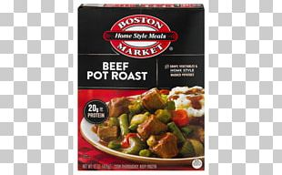 Pot Roast Vegetarian Cuisine Sunday Roast Beef Meal PNG