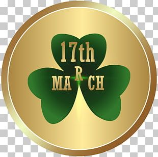 Saint Patrick's Day St. Patrick's Day Activities Coin PNG