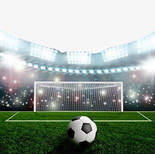 Soccer Field PNG