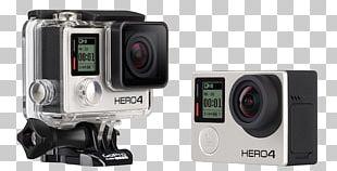 GoPro Action Camera 4K Resolution 1080p PNG