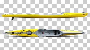 Sea Kayak Surf Ski Canoe Sprint Paddle PNG