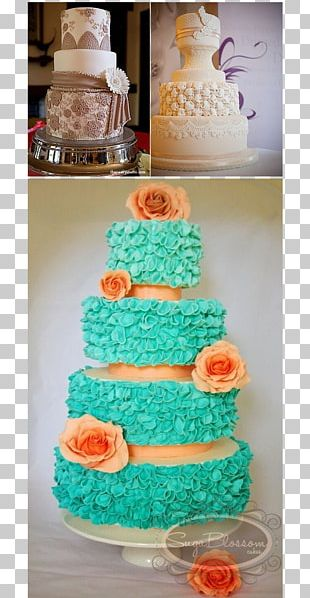 Wedding Cake Buttercream Cake Decorating Cupcake Petit Four PNG