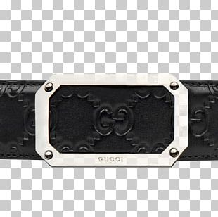 Belt Gucci Leather Luxury Goods Buckle PNG