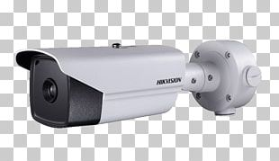 Hikvision DS-2TD2166-15 Hikvision DS-2TD Thermal Outdoor Bullet IP Security Camera Closed-circuit Television IP Camera PNG