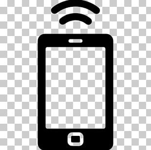 Mobile Phone Signal IPhone Telephone Wi-Fi Smartphone PNG
