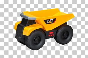 Caterpillar Inc. Dump Truck Vehicle PNG