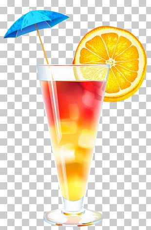 Cocktail Martini Tequila Sunrise Juice Screwdriver PNG