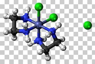 Coordination Complex Chemistry Octahedral Molecular Geometry Cis-Dichlorobis(ethylenediamine)cobalt(III) Chloride Cobalt Chloride PNG