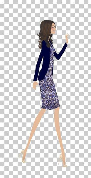 Fashion Illustration Drawing Designer Illustration PNG