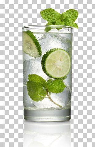 Cocktail Mojito Margarita Mint Julep Spritzer PNG
