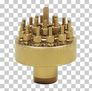 Nozzle Brass Irrigation Sprinkler Fountain Water PNG