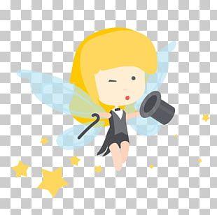 Illustration Fairy Boy Human Behavior PNG