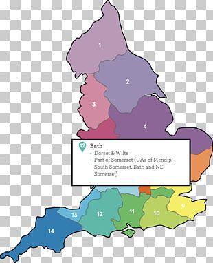 England Köppen Climate Classification Map PNG