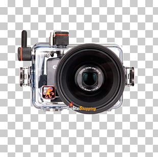 Canon SX280 HS Photographic Film Underwater Photography Camera PNG