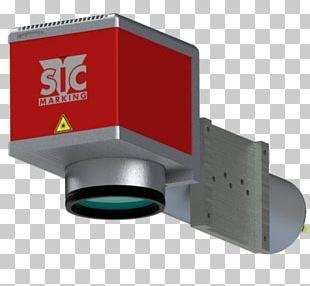Laser Engraving Data Matrix Barcode Optical Fiber PNG