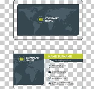 Business Card Visiting Card PNG