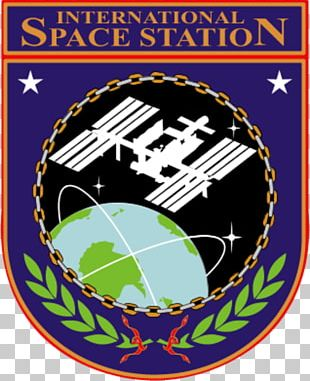 International Space Station Low Earth Orbit Insegna NASA PNG