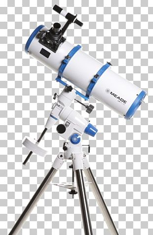 Light Meade Instruments Newtonian Telescope Reflecting Telescope PNG