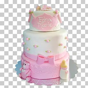 Cake Decorating Torte Royal Icing Buttercream Birthday Cake PNG
