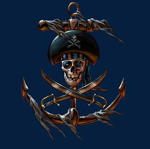 Pirate Material PNG