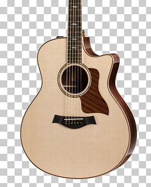 Taylor Guitars Acoustic-electric Guitar Steel-string Acoustic Guitar PNG
