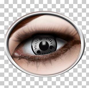 Contact Lenses Yellow Dioptre Eye PNG