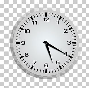 Digital Clock Striking Clock Clock Face PNG
